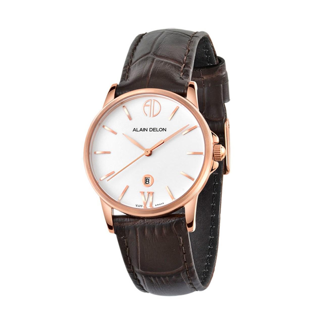 خرید ساعت مچی عقربه ای زنانه آلن دلون مدل AD327-2519