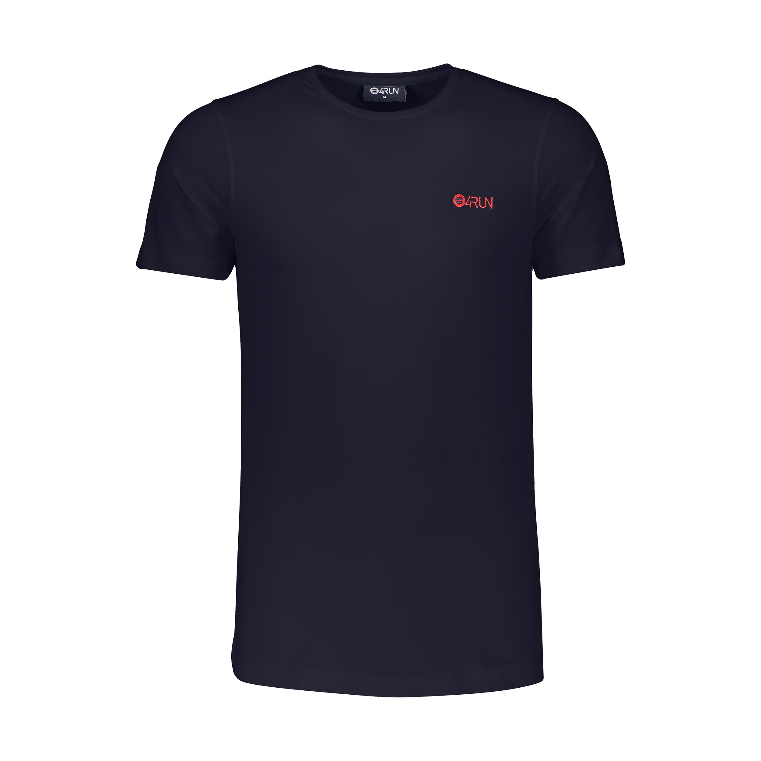 تی شرت ورزشی مردانه بی فور ران مدل 990315-59