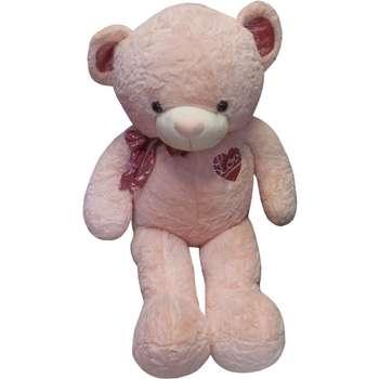 عروسک طرح خرس مدل love ارتفاع 110 سانتی متر