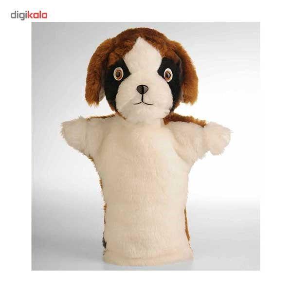 عروسک نمایشی شادی رویان مدل سگ main 1 2