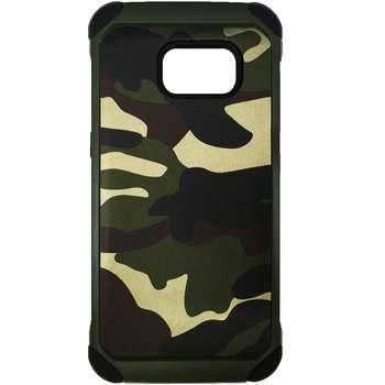 کاور ارتشی مدل CAMO مناسب برای گوشی موبایل سامسونگ گلکسی S7