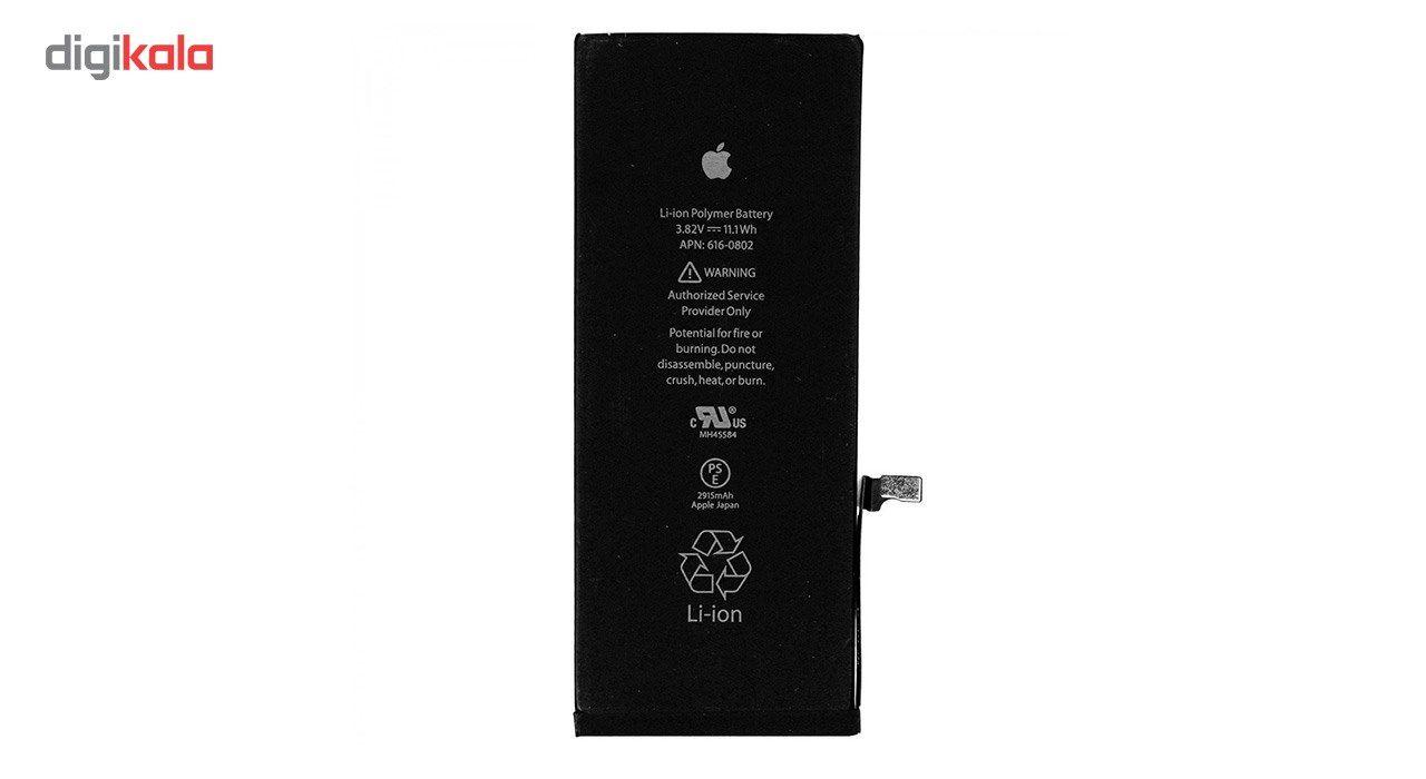 باتری موبایل مدل 00033-616 APN  با ظرفیت 1715mAh مناسب برای گوشی موبایل آیفون 6S main 1 1