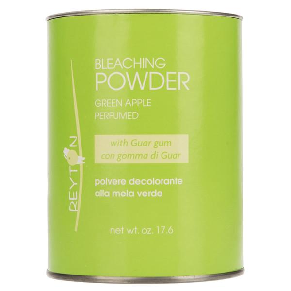 پودر بی رنگ کننده مو ریتون مدل Green Apple مقدار 500 گرم
