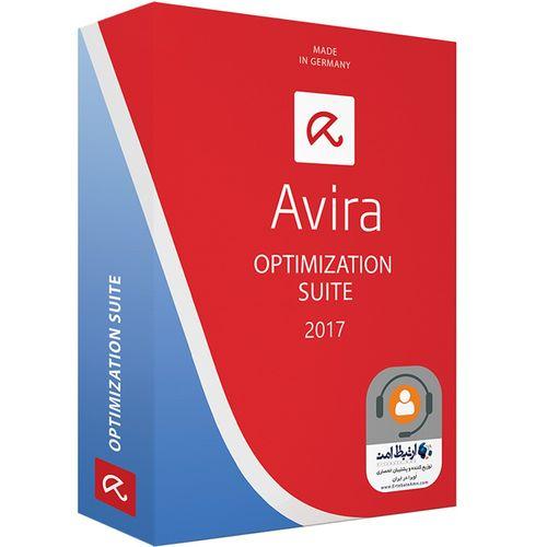 آنتی ویروس Optimization Suite 2017 آویرا ، 1+1 کاربر، 1 ساله