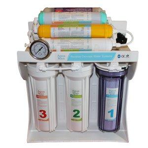 دستگاه تصفیه کننده آب آکوا من مدل Ro-F8