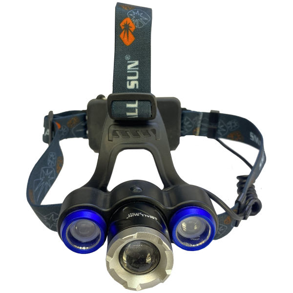 چراغ پیشانی اسمال سان مدل ZY-F672T