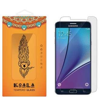 محافظ صفحه نمایش شیشه ای کوالا مدل Tempered مناسب برای گوشی موبایل سامسونگ Galaxy S7