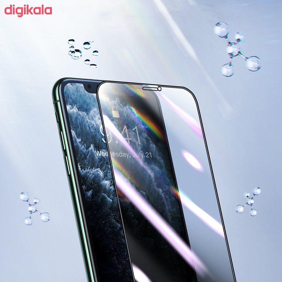 محافظ صفحه نمایش باسئوس مدل SGAPIPH65S-HC01 مناسب برای گوشی موبایل اپل Iphone XS Max/11 Pro Max  main 1 3