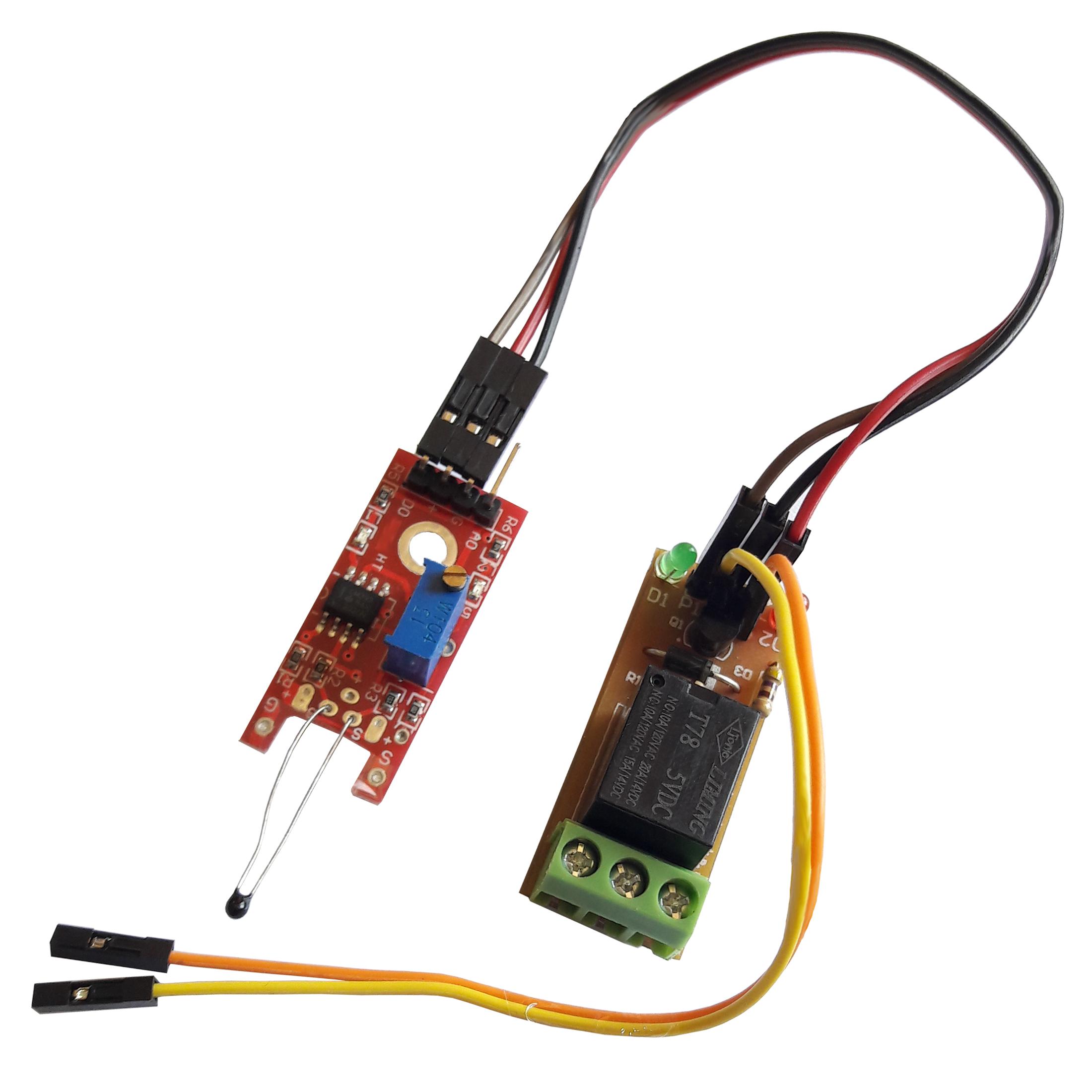 ماژول سنجش دما مهندسیکا مدل Temp-503