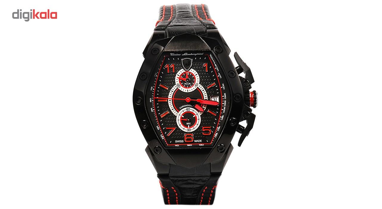 خرید ساعت مچی عقربه ای مردانه تونینو لامبورگینی مدل TL-GT3 03