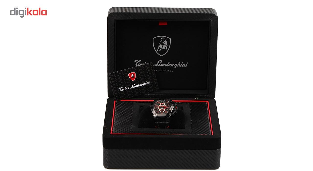 ساعت مچی عقربه ای مردانه تونینو لامبورگینی مدل TL-GT3 03