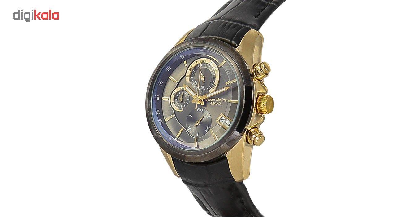 ساعت ست مردانه و زنانه اوشن مارین مدل OM-8101L-1 و OM-8101G-1