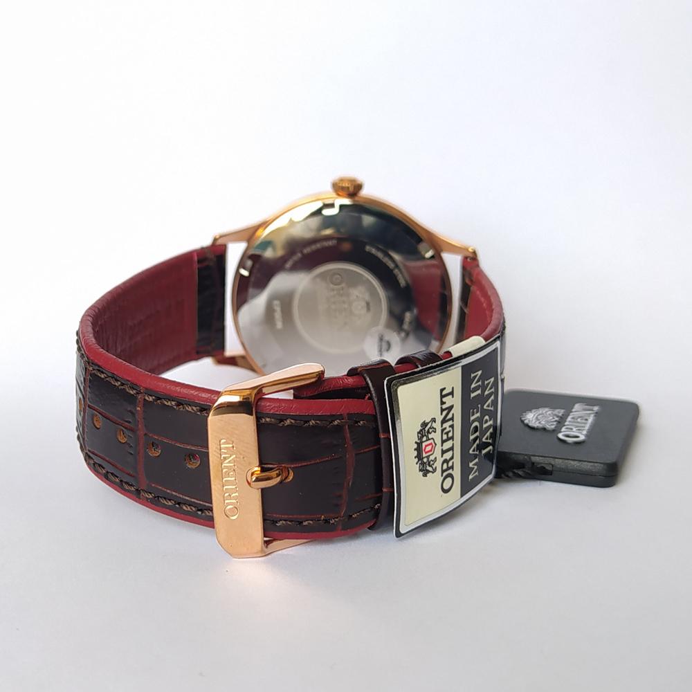 ساعت مچی عقربهای مردانه اورینت مدل SAC08001T0-B