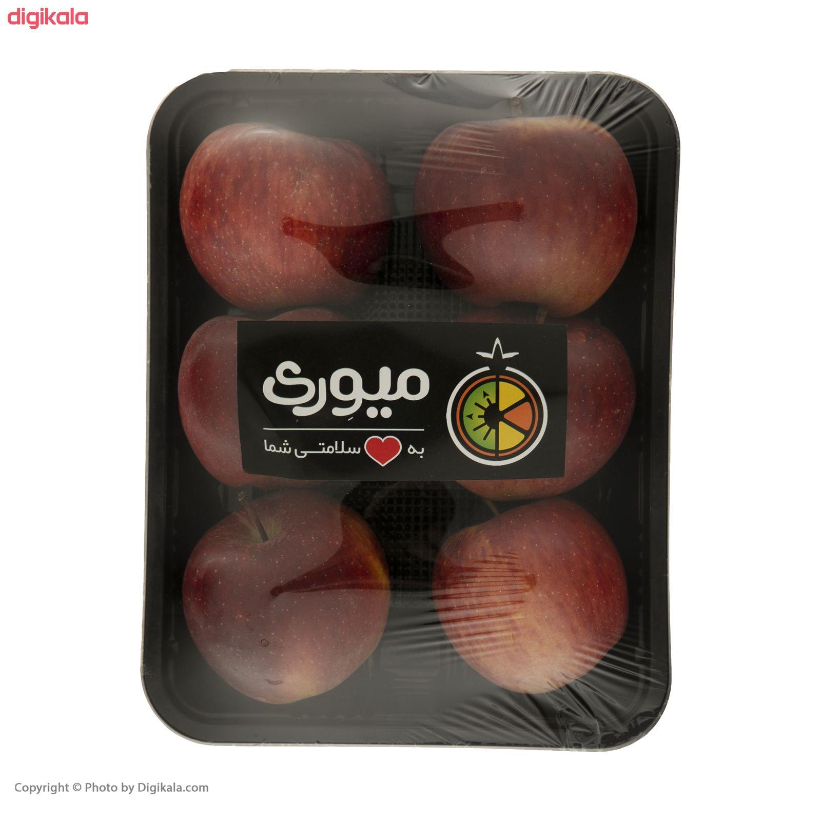 مینی سیب قرمز میوری - 750 گرم   main 1 3