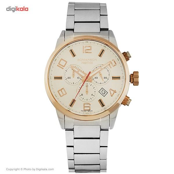 خرید ساعت مچی عقربه ای مردانه رومانسون مدل TM3259HM1JAS6R