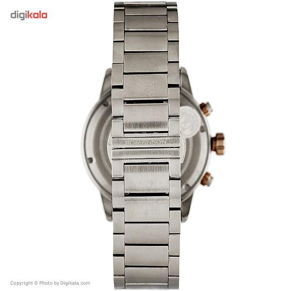 ساعت مچی عقربه ای مردانه رومانسون مدل TM3259HM1JAS6R