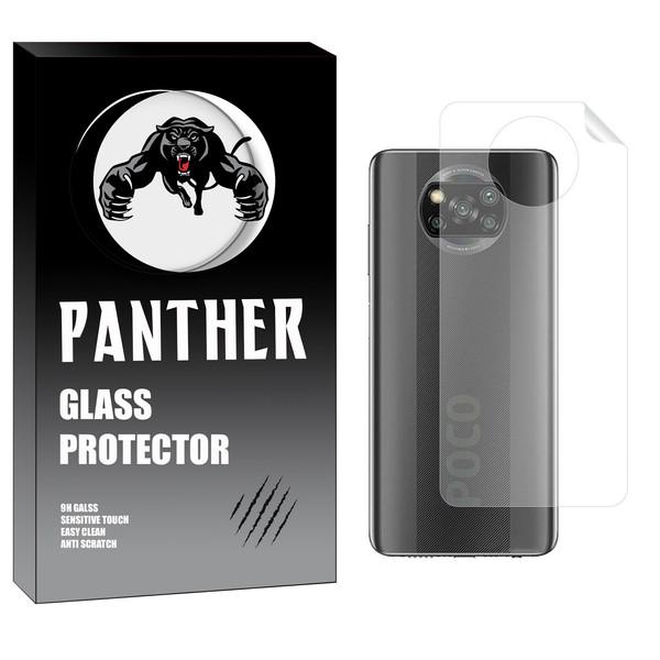 محافظ پشت گوشی پنتر مدل TP-01 مناسب برای گوشی موبایل شیائومی Poco X3