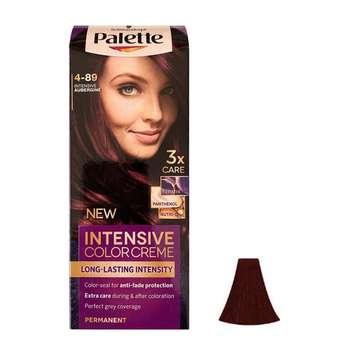 کیت رنگ مو پلت سری Intensive شماره 89-4 حجم 50 میلی لیتر رنگ بادمجانی تیره
