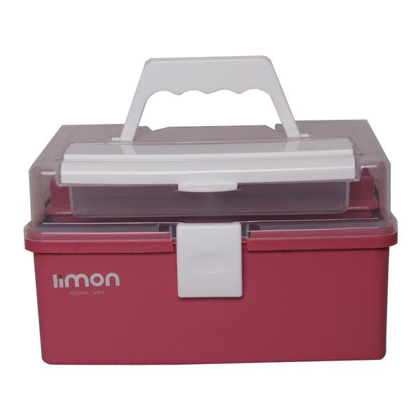 جعبه لوازم خیاطی لیمون کد ML17-2