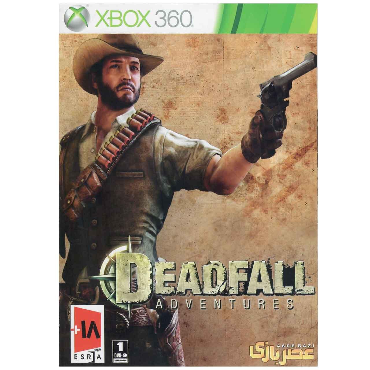 بازی DEADFALL Adventures مخصوص ایکس باکس 360