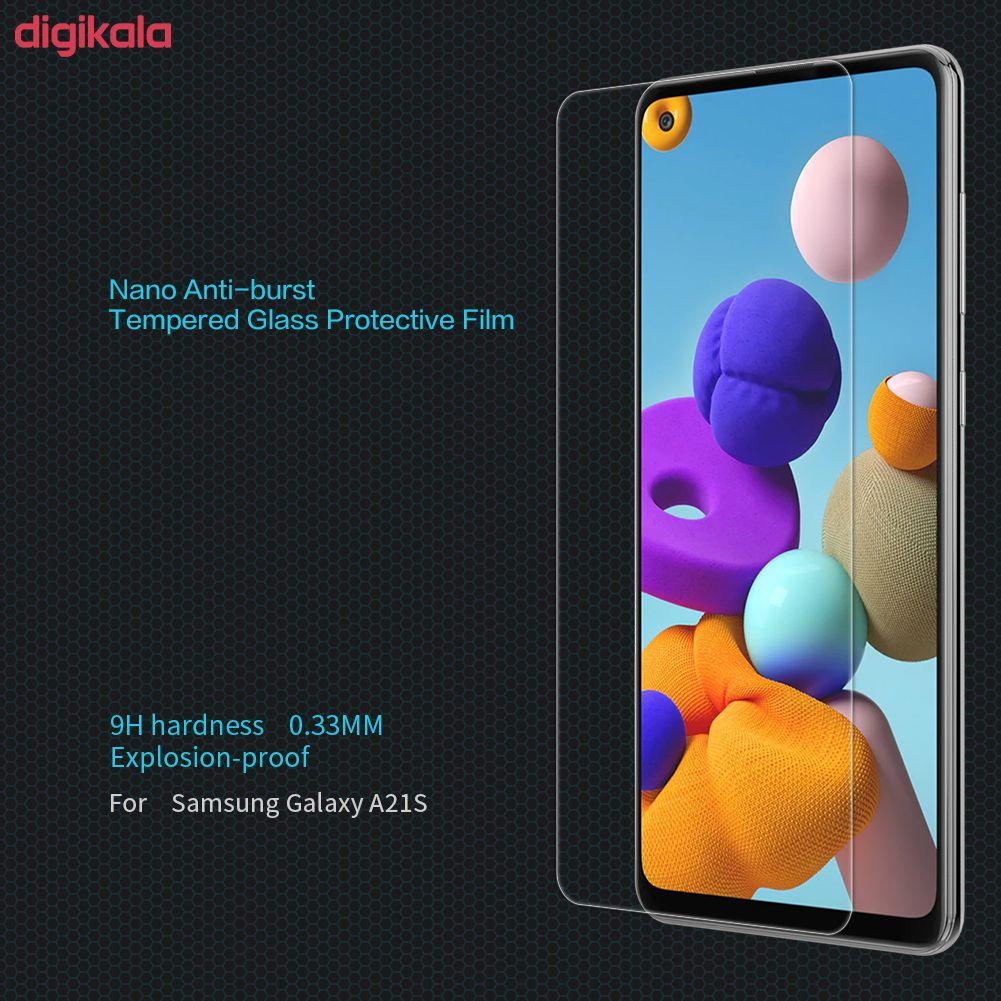 محافظ صفحه نمایش فوکس مدل PR001 مناسب برای گوشی موبایل سامسونگ Galaxy A21s main 1 12