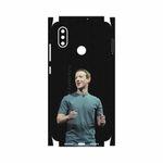 برچسب پوششی ماهوت مدل Mark Zuckerberg-FullSkin مناسب برای گوشی موبایل شیائومی Mi 8