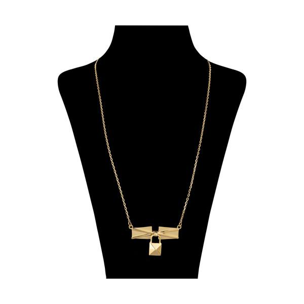 گردنبند طلا 18 عیار زنانه مایا ماهک مدل MM1284