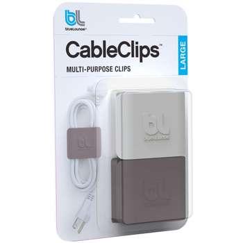 نگهدارنده کابل بلولانژ مدل CableClip Large بسته 2 عددی