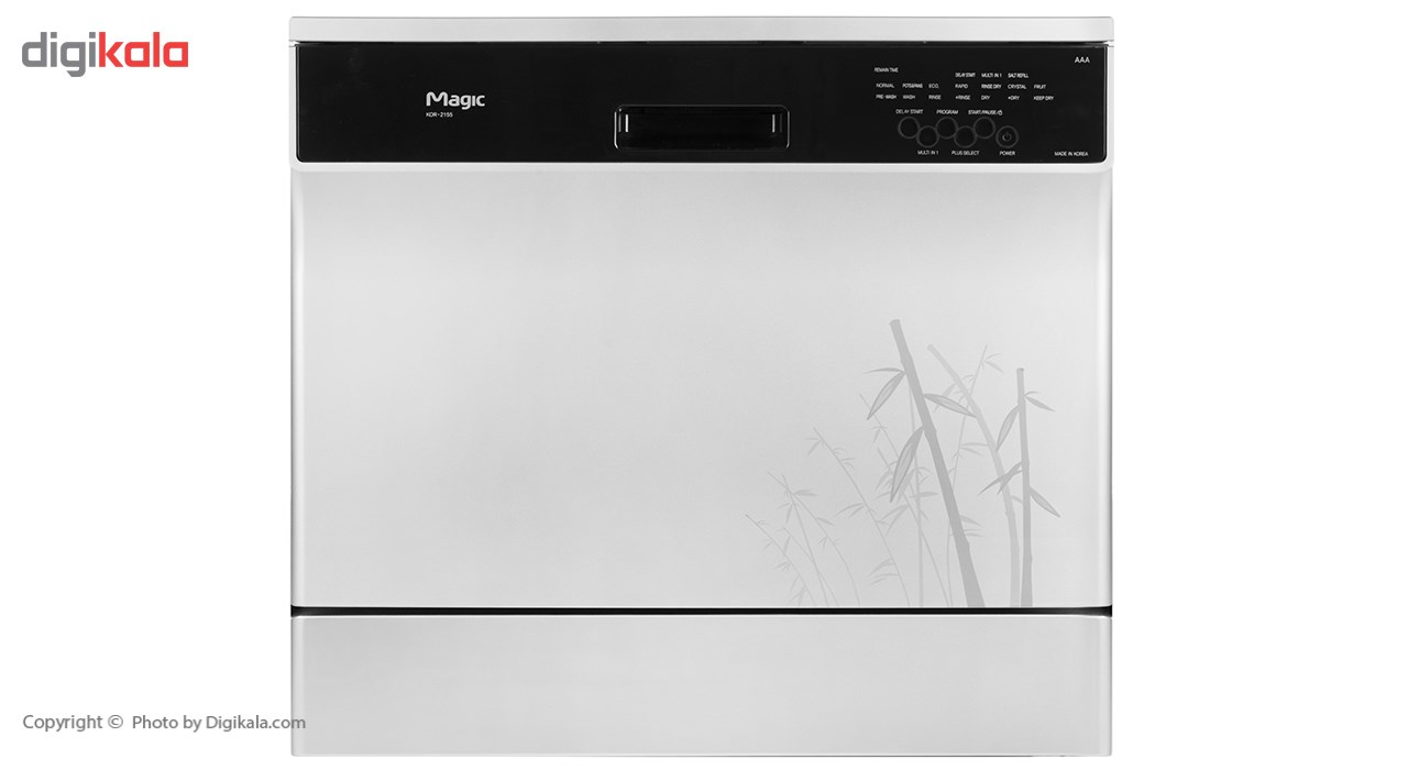 ماشین ظرفشویی رومیزی مجیک مدل KOR-2155B