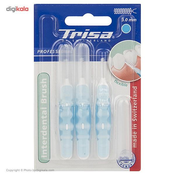 مسواک بین دندانی تریزا مدل Interdental Brush 3mm main 1 1