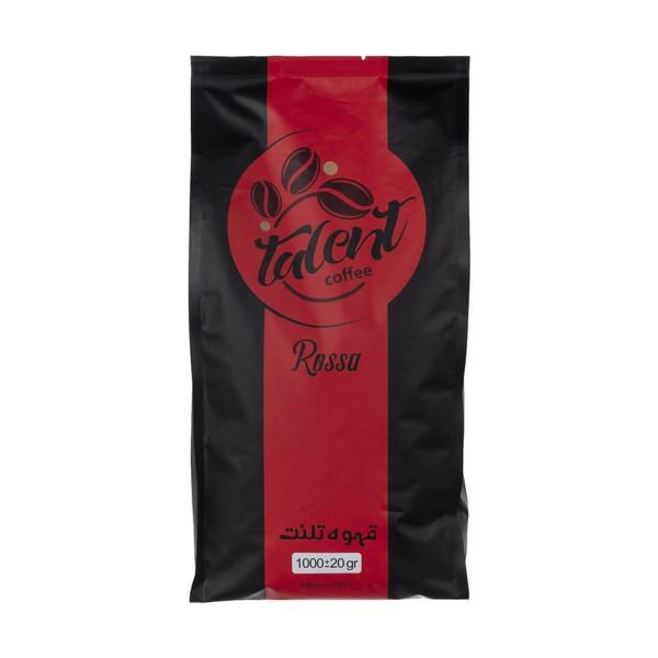 دانه قهوه ترکیبی لاین روزا تلنت - 1 کیلوگرم