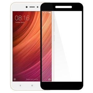 محافظ صفحه نمایش شیشه ای تمپرد مدل Full Cover مناسب برای گوشی موبایل شیائومی  Redmi Y1