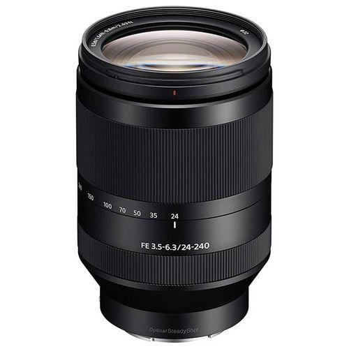 لنز سونی مدل FE 24-240mm f/3.5-6.3 OSS For Sony Cameras Lens