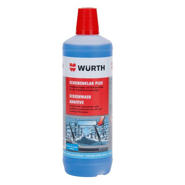 محلول شیشه شوی وورث مدل 892332840 حجم 1 لیتر