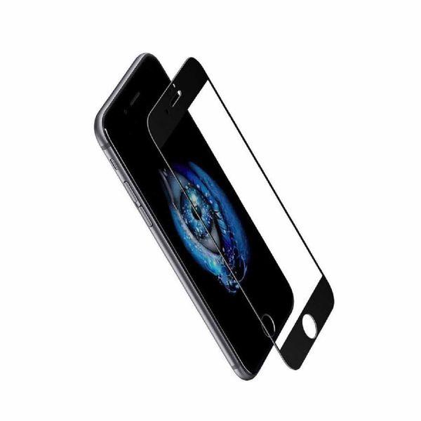 محافظ صفحه نمایش گلس مدل 4D GLASS مناسب برای آیفون6/6s پلاس