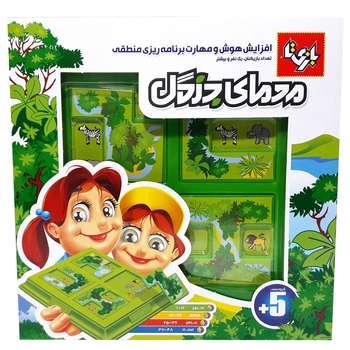 بازی فکری معمای جنگل  بازی تا مدل  The Jungle Tale