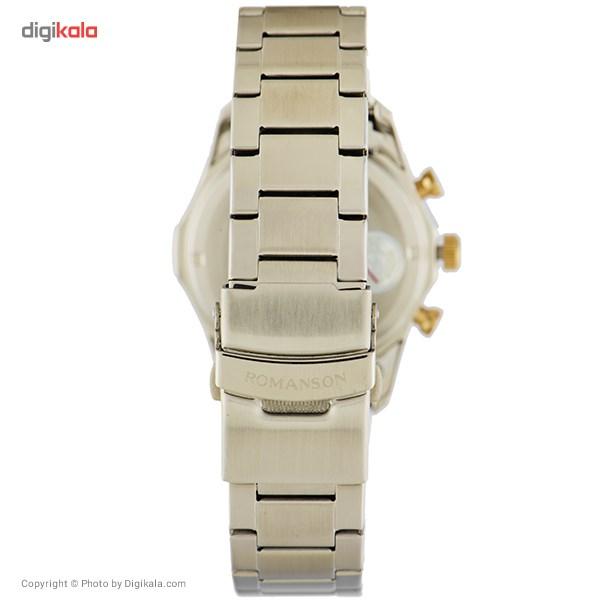 ساعت مچی عقربه ای مردانه رومانسون مدل TM3207HM1CAS1G