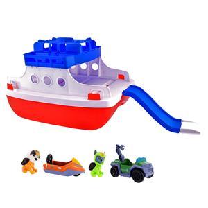 کشتی بازی مدل سگهای نگهبان کد 258743 مجموعه 5 عددی