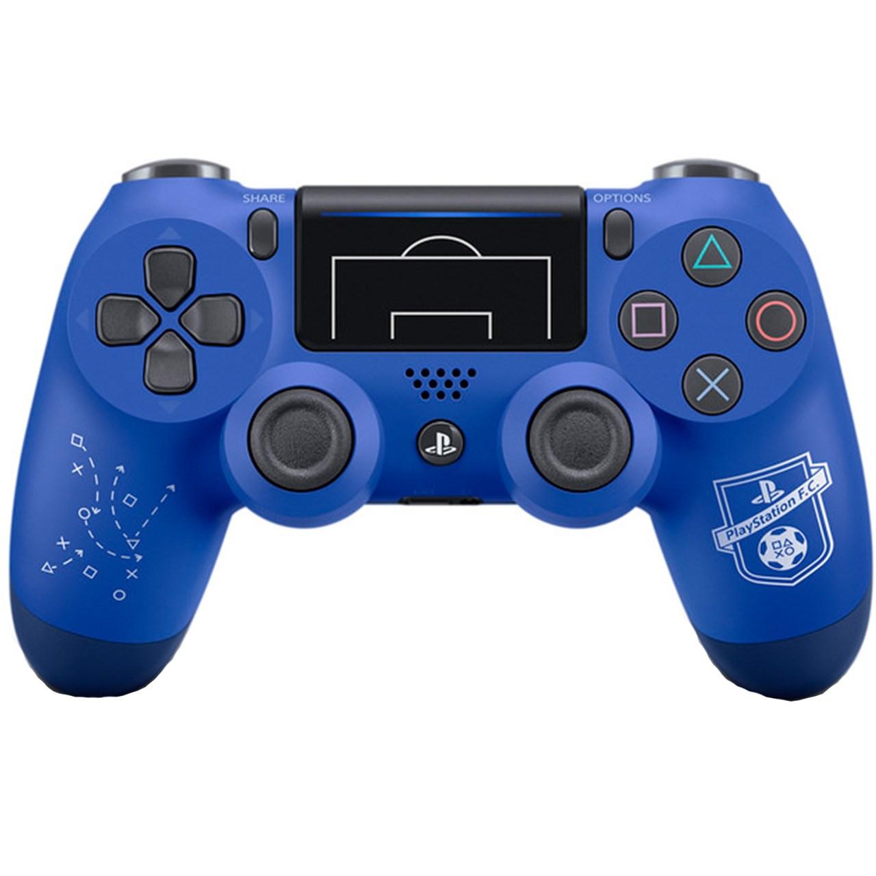 دسته بازی سونی Dual Shock 4 Champions League Limited Edition