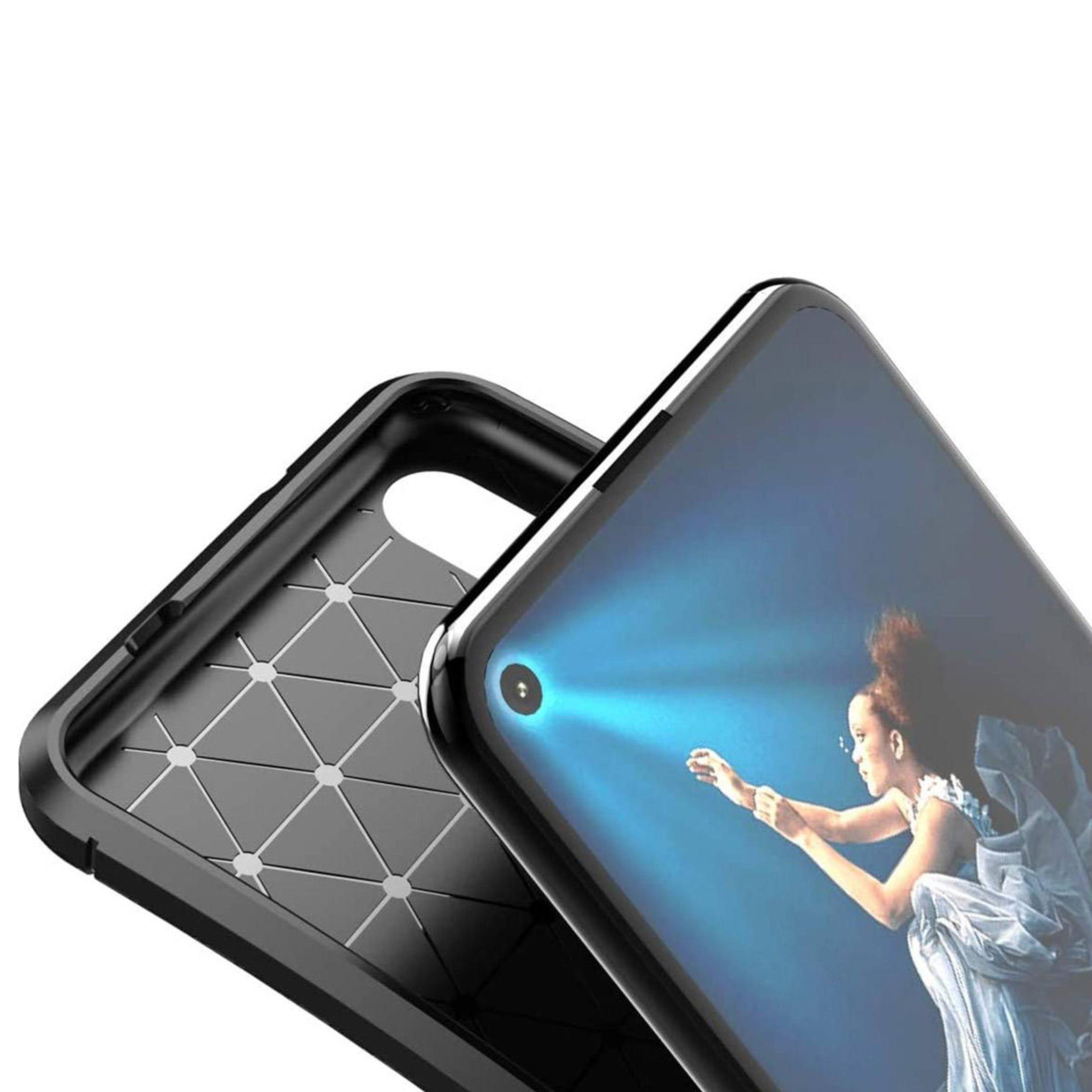 کاور لاین کینگ مدل A21 مناسب برای گوشی موبایل هوآوی Nova 5T thumb 2 5