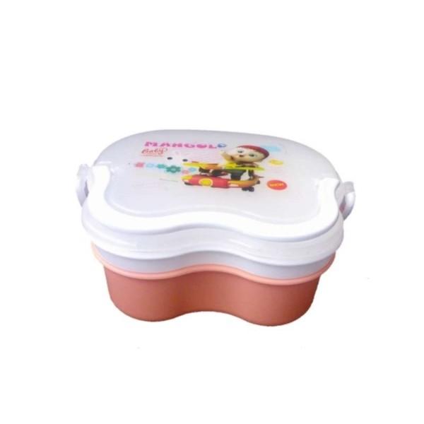 ظرف نگهدارنده غذای کودک طرح روروئک