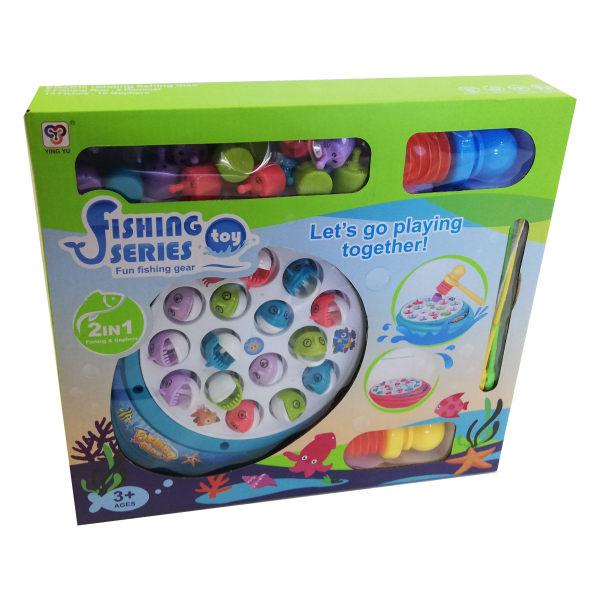 اسباب بازی مدل ماهیگیری کد 832