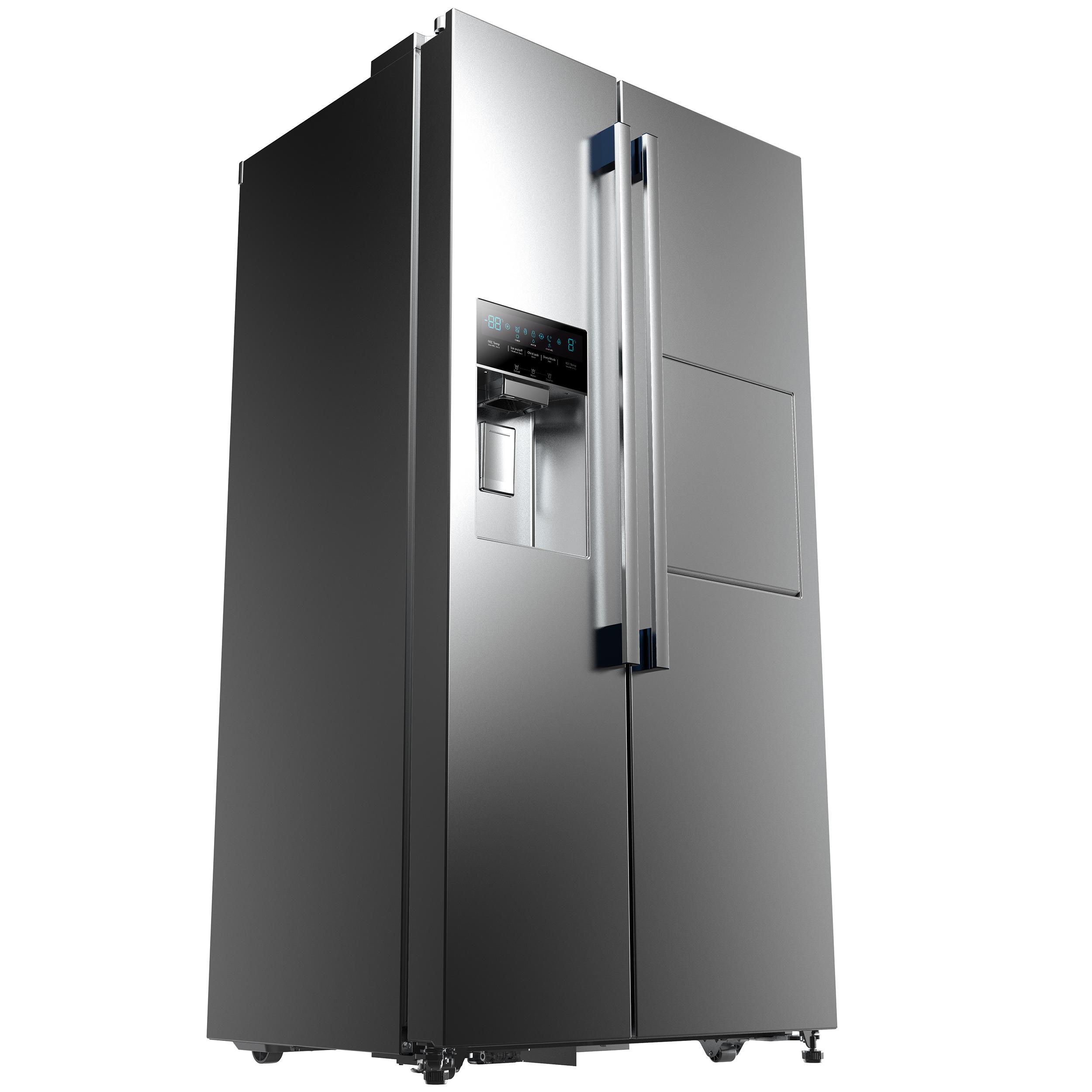یخچال و فریز ساید بای ساید دوو مدل D4S-2915SS main 1 2