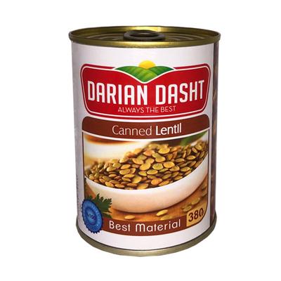 کنسرو خوراک عدسی دریان دشت - 380 گرم