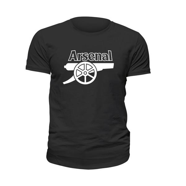 تیشرت آستین کوتاه مردانه مدل آرسنال کد 023