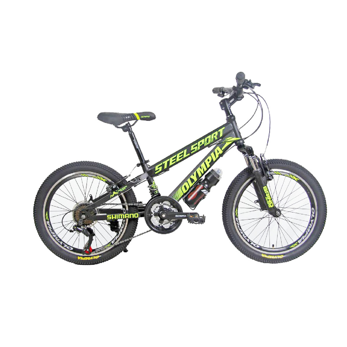 دوچرخه کوهستان المپیا مدل 20123Y سایز 20