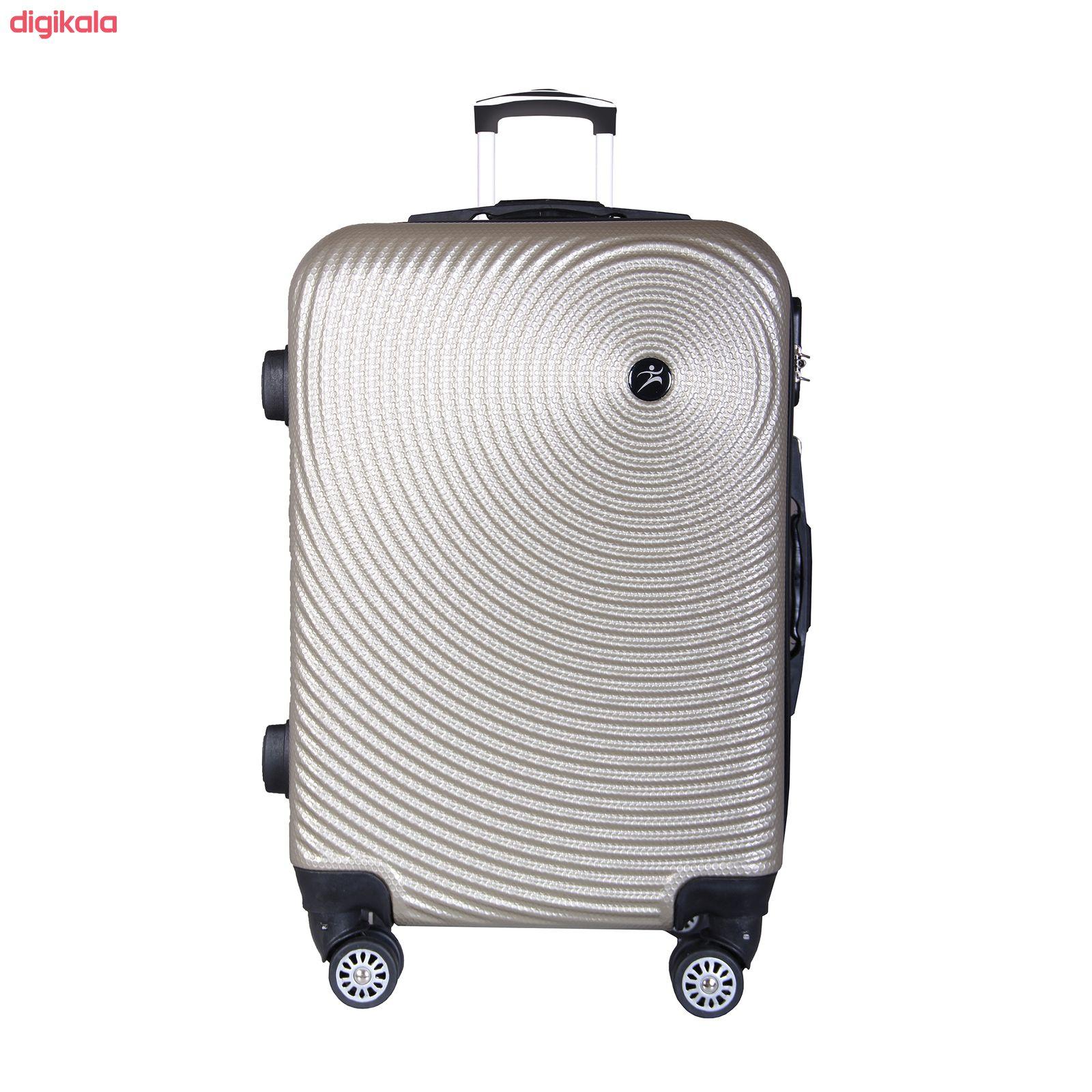 مجموعه چهار عددی چمدان اسپرت من مدل NS001 main 1 11
