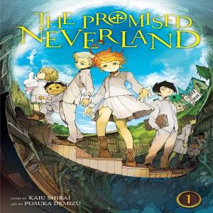 مجله The Promised Neverland 1 دسامبر 2017