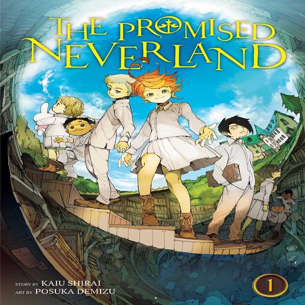 مجله The Promised Neverland 1 دسامبر 2017