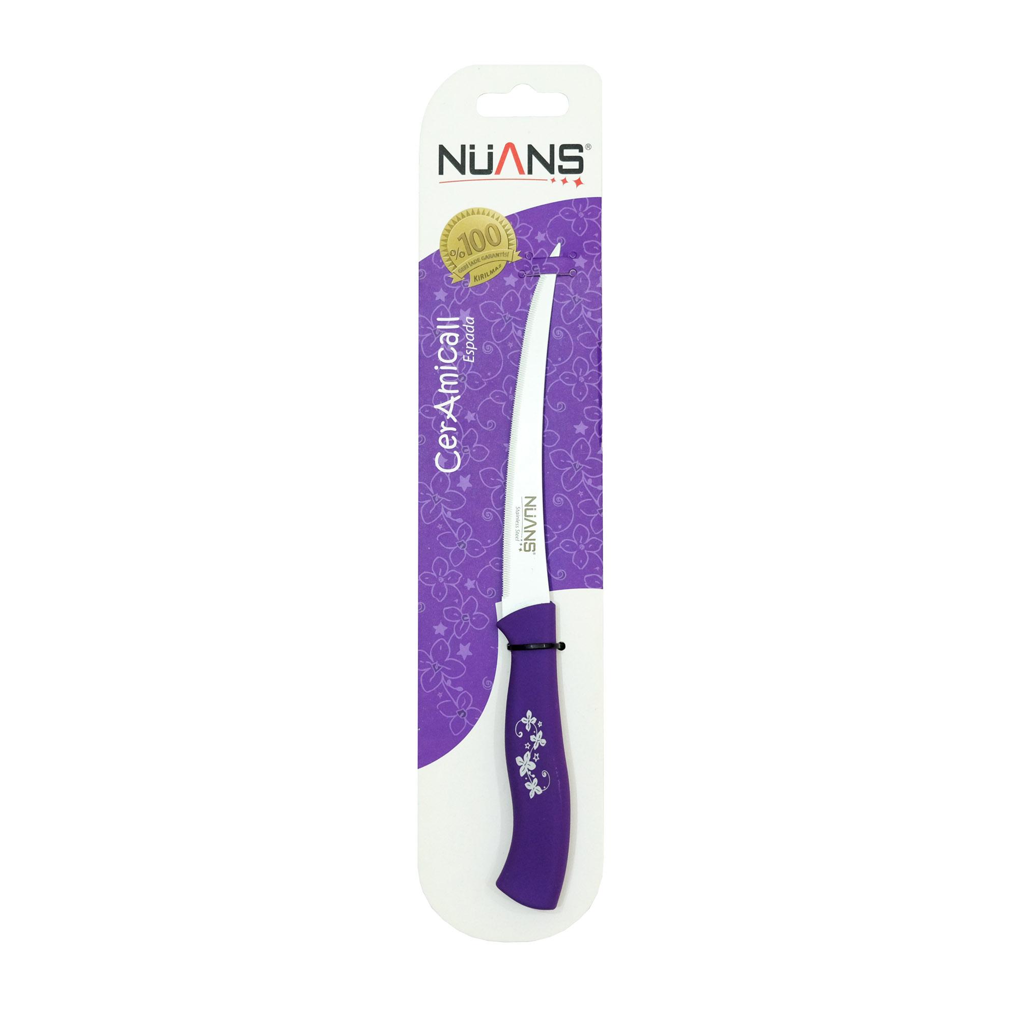 چاقوی آشپزخانه نوانس کد PRL-23.5
